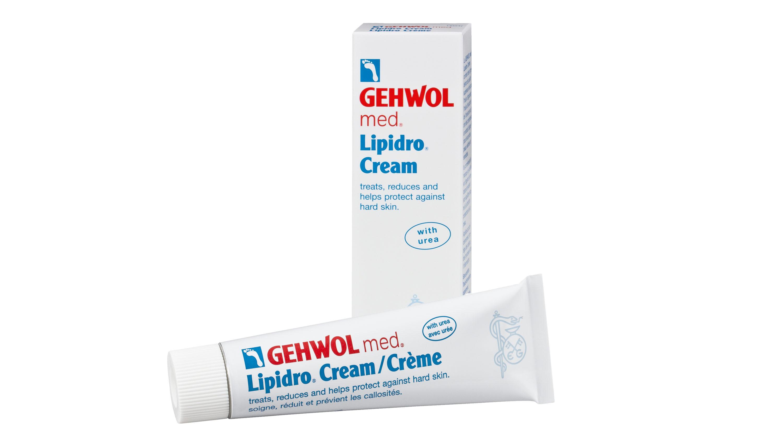 gehwol lipidro cream, крем, гидро-баланс, геволь, 125 мл